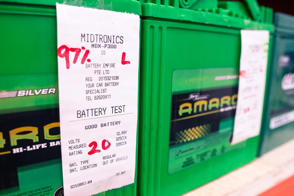 Battery Empire No 1 Car Battery Replacement Services Sg